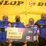 FIM EWC/WÓJCIK RACING TEAM在埃斯托里尔荣获 EWC Dunlop Independent Trophy