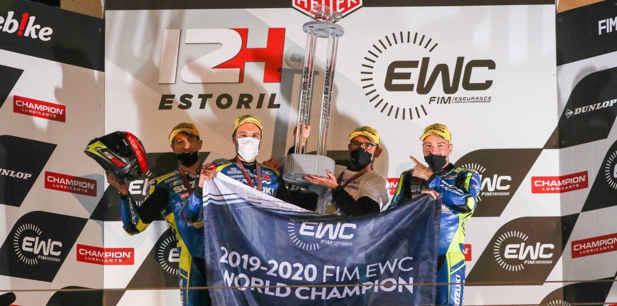 FIM EWC/第16届冠军 SUZUKI ENDURANCE RACING TEAM